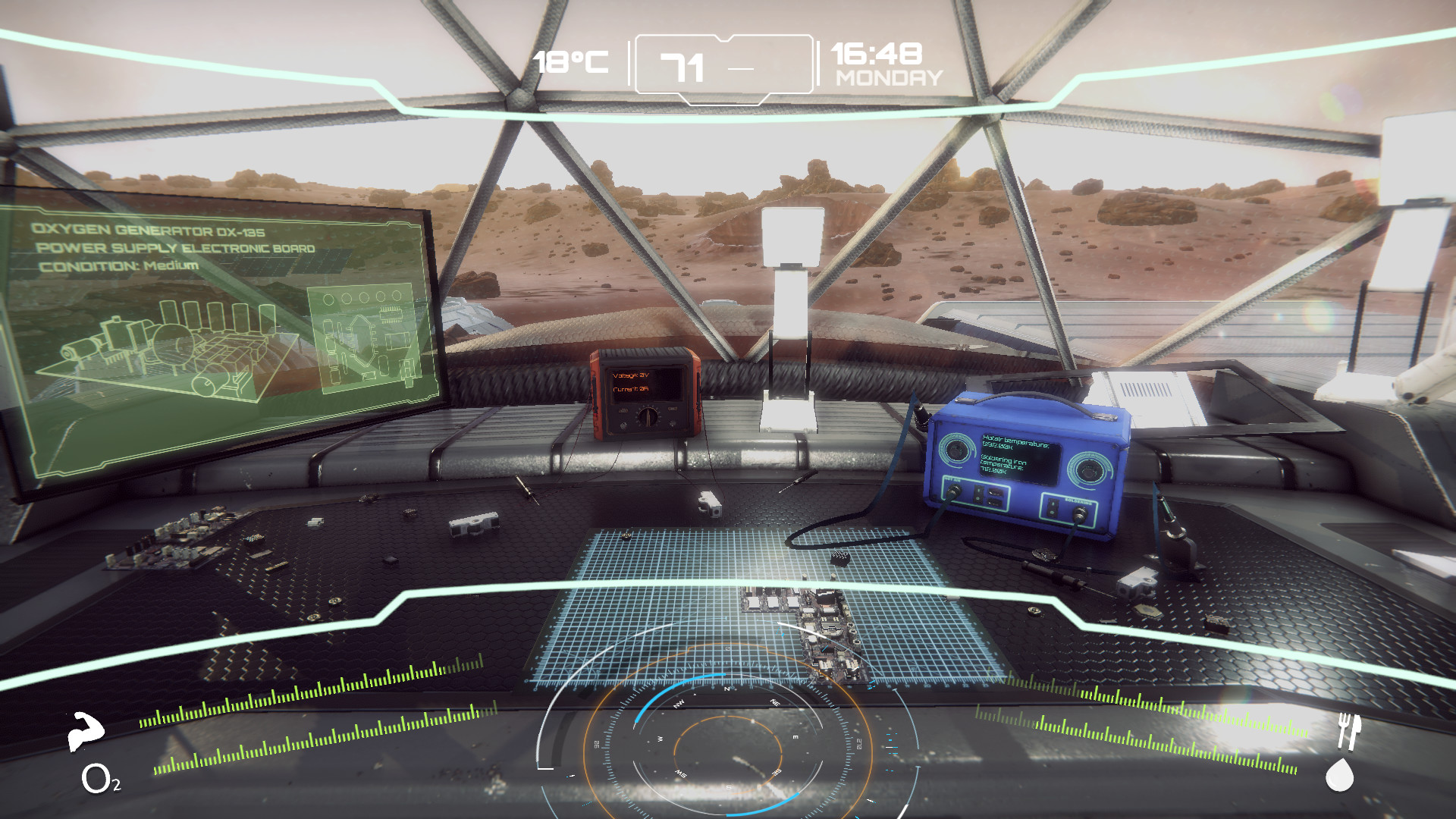 Occupy Mars: The Game – Pyramid Games