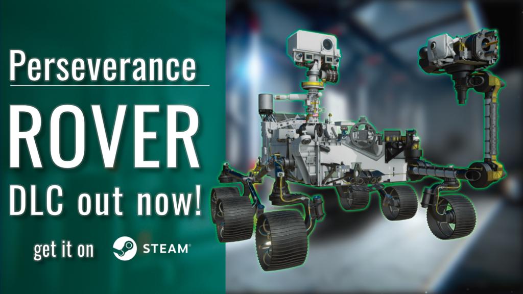 Perseverance Rover DLC